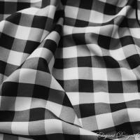 Black & White Checker
